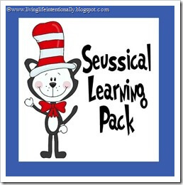 seussical learning pack blog image