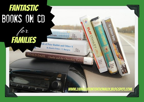 Books on CD for families