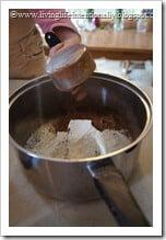 How to Make CHocoalte Playdough