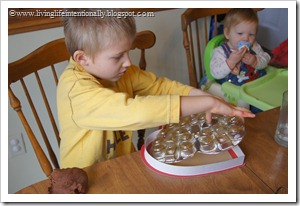 Valentine's Day Chocolate Play Kids Activity