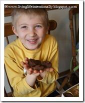 Valentine's Day Chocolate Play Kids Activity