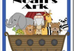 Noahs Ark Worksheets for Kids