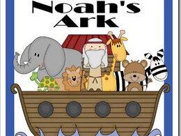 Noahs Ark Worksheets for Kids