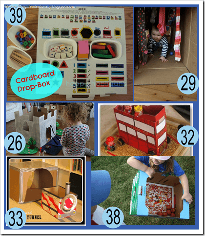 box activities