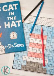 cat in the hat math