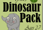 Dinosaur Worksheets