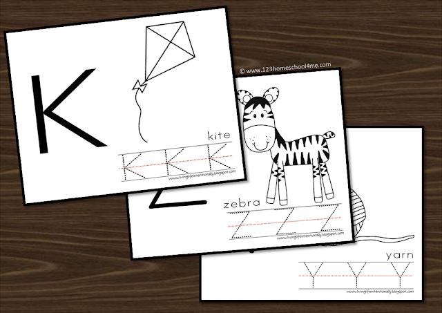 handwritting worksheets