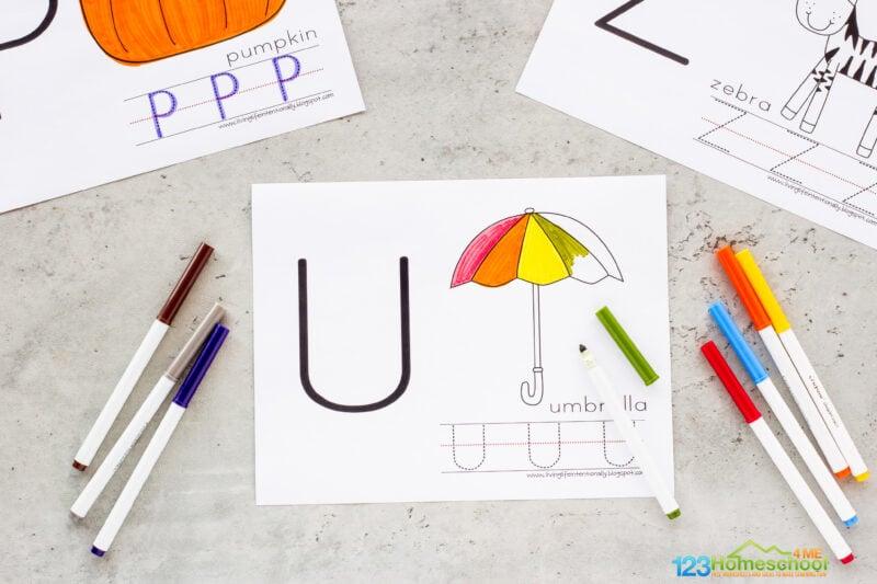 Capital letters worksheets pdf