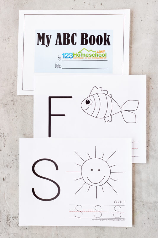 Simpleuppercase alphabet tracing pages are perfect for young children who are learning their letters. FREE capital letter tracing worksheets!