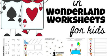 Children will love practicing numbers, letters, rhyming and more with thesealice in wonderland worksheets. Thesealice in wonderland printable activity sheets are filled withcounting, writing numbers, alphabet tracing, pre-writing practice, and more! Use thesealice in wonderland activity sheetswith toddler, preschool, pre-k, kindergarten, first grade, and 2nd graders to make learning fun with cutedisney worksheets for kids! Simply download pdf file withalice in wonderland printablesand you are ready to play and learn with thesealice in wonderland activities.
