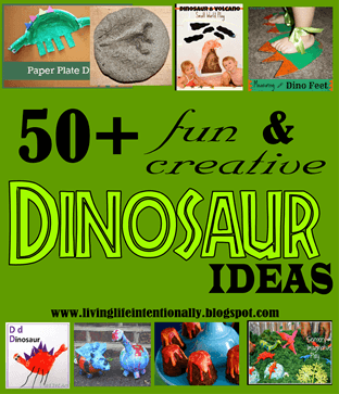 Are you planning a dinosaur theme for toddler, preschool, or kindergarten age kids? You will love these super creative, fun, and engaging dinosaur ideas. #dinosaurs #preschool #kindergarten
