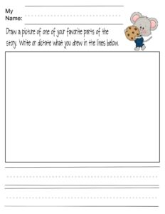 Help children start interacting with what they've read with these writing prompts