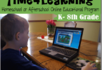 Online Homeschool Program
