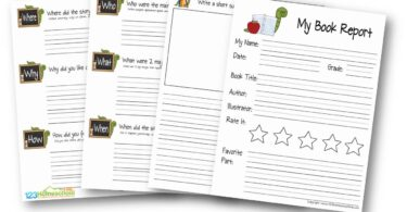 Free printables for reading comprehension grade 1