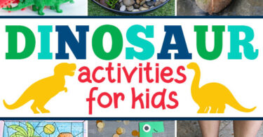 Do you have a dino fan in your house? Or perhaps you are you planning a dinosaur theme for toddler, preschool, pre-k, kindergarten, first grade, or 2nd graders? You will love these super creative, fun, and engaging dinosaur theme ideas inluding dinosaur activities for kids, happydinosaur crafts for kids, yummy Dinosaur Themed Food, and freedinosaur printables! Which ideas will you try first!