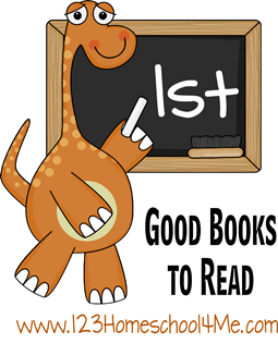 homeschool 1st Grade Book Recommendations
