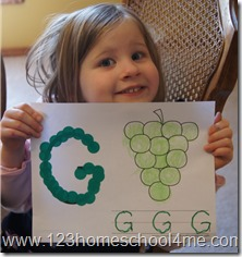 Toddler Preschool free printable color and trace pages