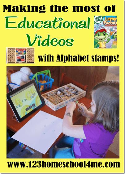 Best Educational DVDs and Extension Activities for Preschoolers