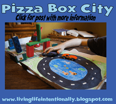 road trip games - pizza box city