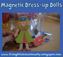 road trip game s- magnetic dress-up dolls