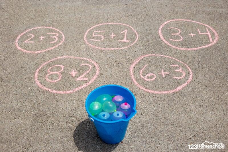 Water Balloon Math