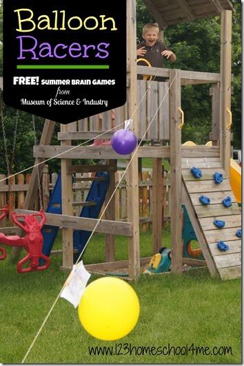 Museum of Science & Industyr Summer Brain Games #science #sponsored