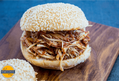 Best Ever BBQ Chicken Sandwiches