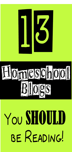 Sometimes being a homeschool Mom is overwhelming {you're shocked, I know}. There are so many things to do and not enough hours in the day! So as much as you'd like to read all the wonderful, creative homeschool blogs out there, you just don't have the time …. or room in your inbox! I've got you covered! Here are the best homeschool blogs you should be reading! Do you have a favorite free homeschooling resource?