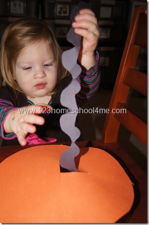 Toddler Preschool Nursery Rhyme Activity
