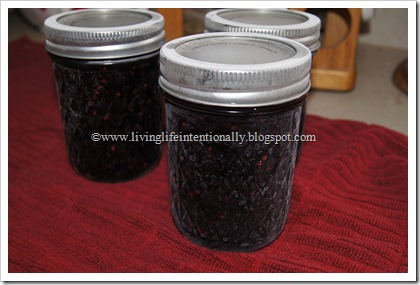 """when lids """"pop"""" they are ready to be stored"""