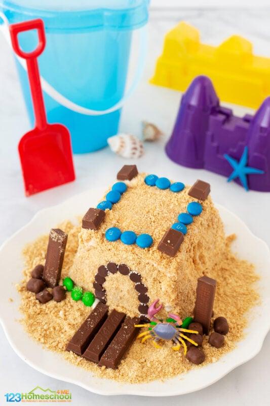 Summer Snack for Preschoolers