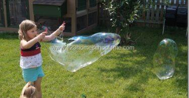 Bubble Solution for a GIANT Bubble
