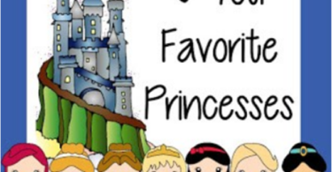 Princess Worksheets