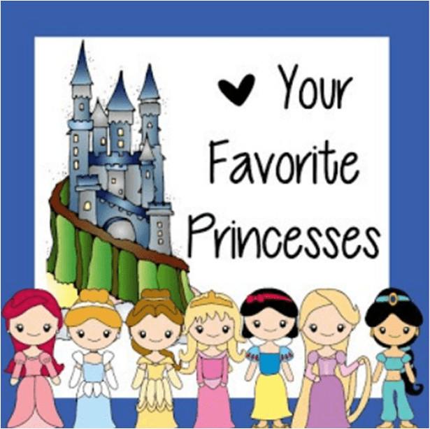 FREE Princess Printables
