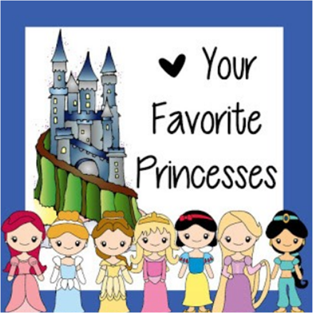 FREE Princess Printables