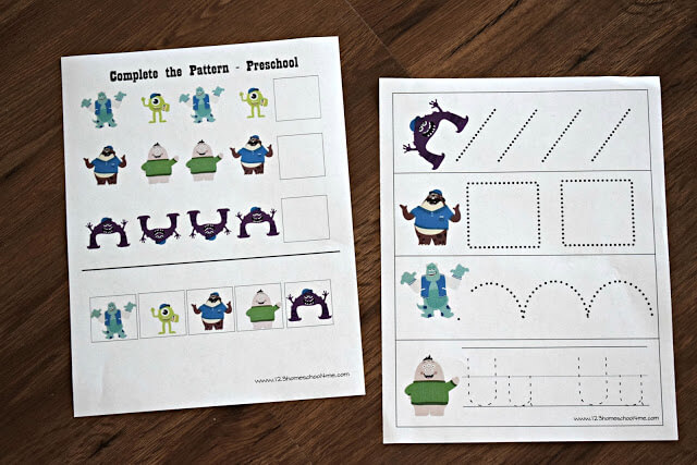 prewriting-tracing-pages-cut-and-paste-patterns-worksheets