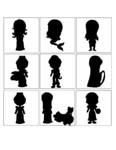 princess-shadow-matching