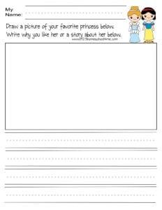 princess-writing-prompt