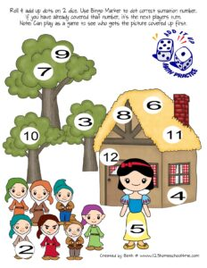 snow-white-addition-practice-kindergarten