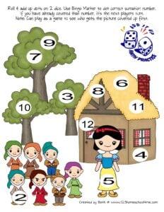 snow-white-addition-practice-kindergarten
