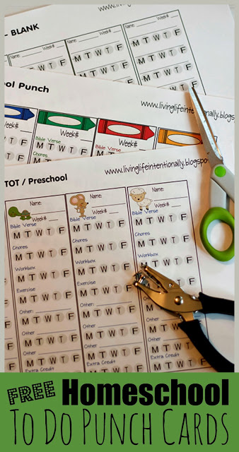 FREE-Homeschool-To-Do-Punch-Cards
