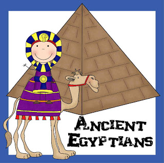 Ancient Egypt Preschool Pack by www.123homeschool4me.com