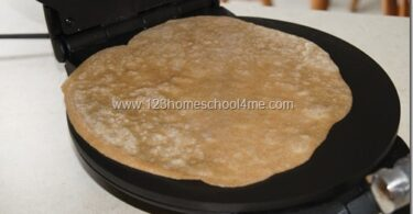 Homemade Tortillas Recipes