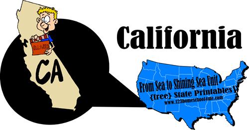 free california worksheet