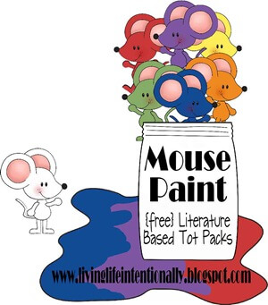 mouse paint image