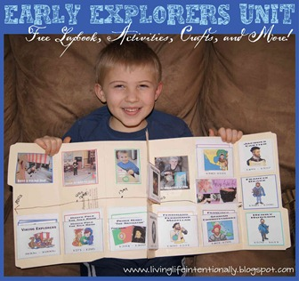 Early Explorers History Unit