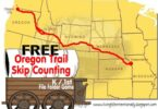 Oregon Trail Skip Counting Game