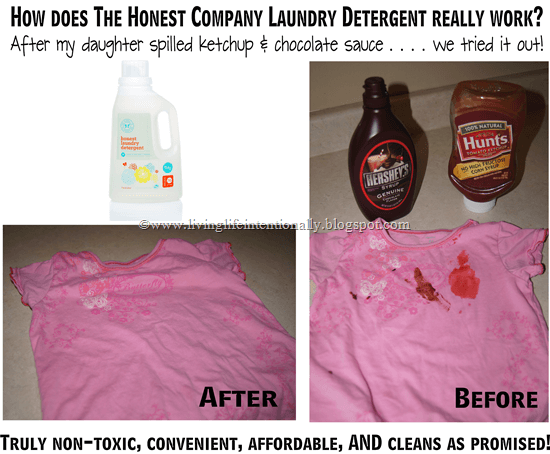 Honest Company Laundry Detergent Review