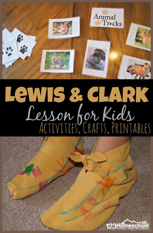photo about Lewis Clark Printable Activities referred to as Lewis and Clark for Children - Routines, Worksheets, and even more