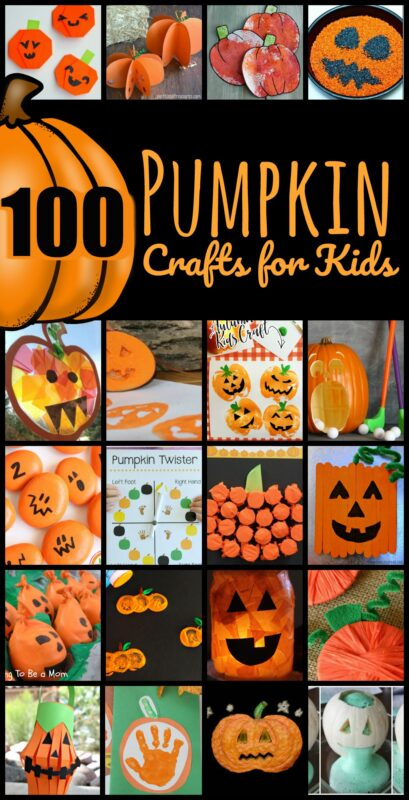 Celebrate fall with these super cute, fun-to-make, Pumpkin Crafts for Kids! We have tons of super clever and unique ideas to fill your month of October and November with fun crafts for kids. These easy crafts for toddler, preschool, pre k, kindergarten, first grade, and 2nd grade students are perfect for autumn activities, Halloween crafts, Thanksgiving crafts, or as p is for pumpkin letter of the week ideas.